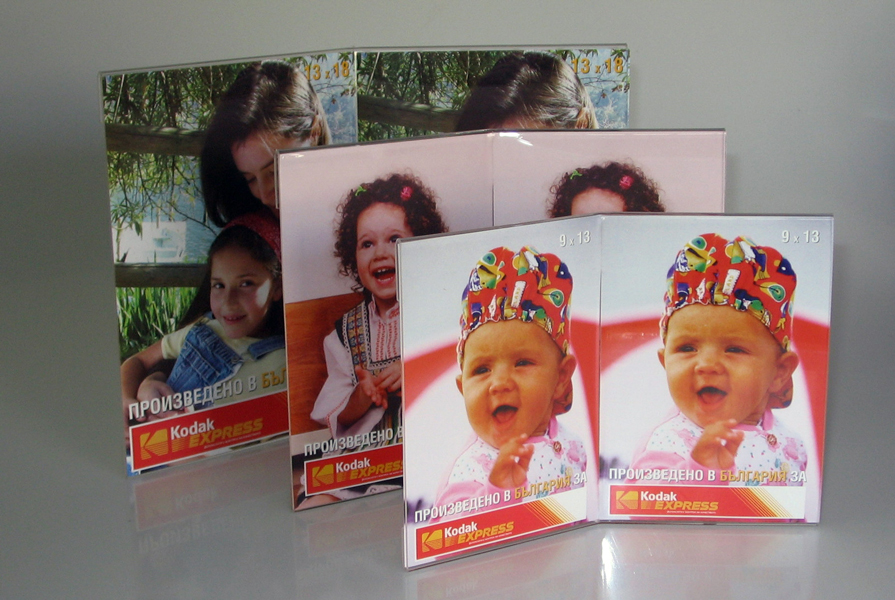 Acrylic photo frames in different shapes and sizes < RM Plex ...